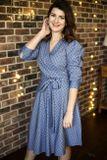 Šaty GRACE - modré