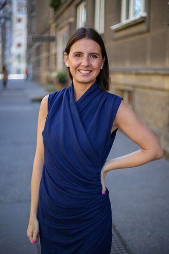 Šaty WRAP letná verzia